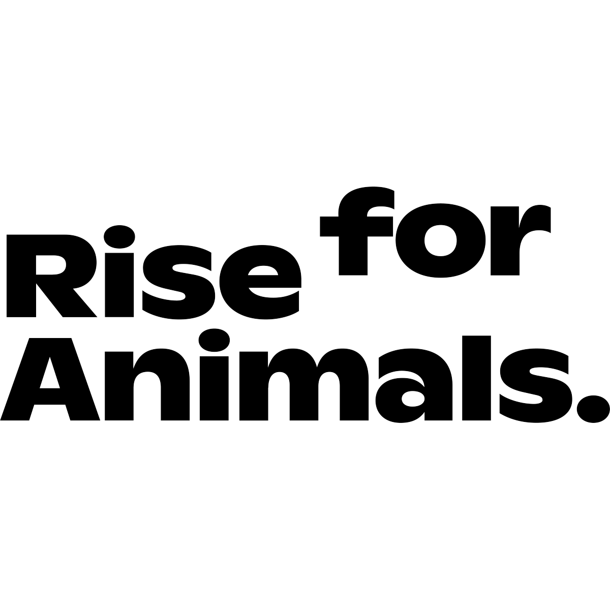Rise for Animals