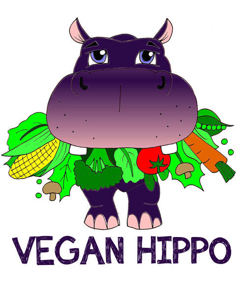 Vegan Hippo