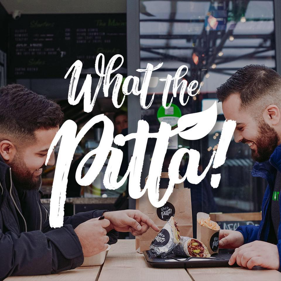 What The Pitta! - Vegan Kebabs!