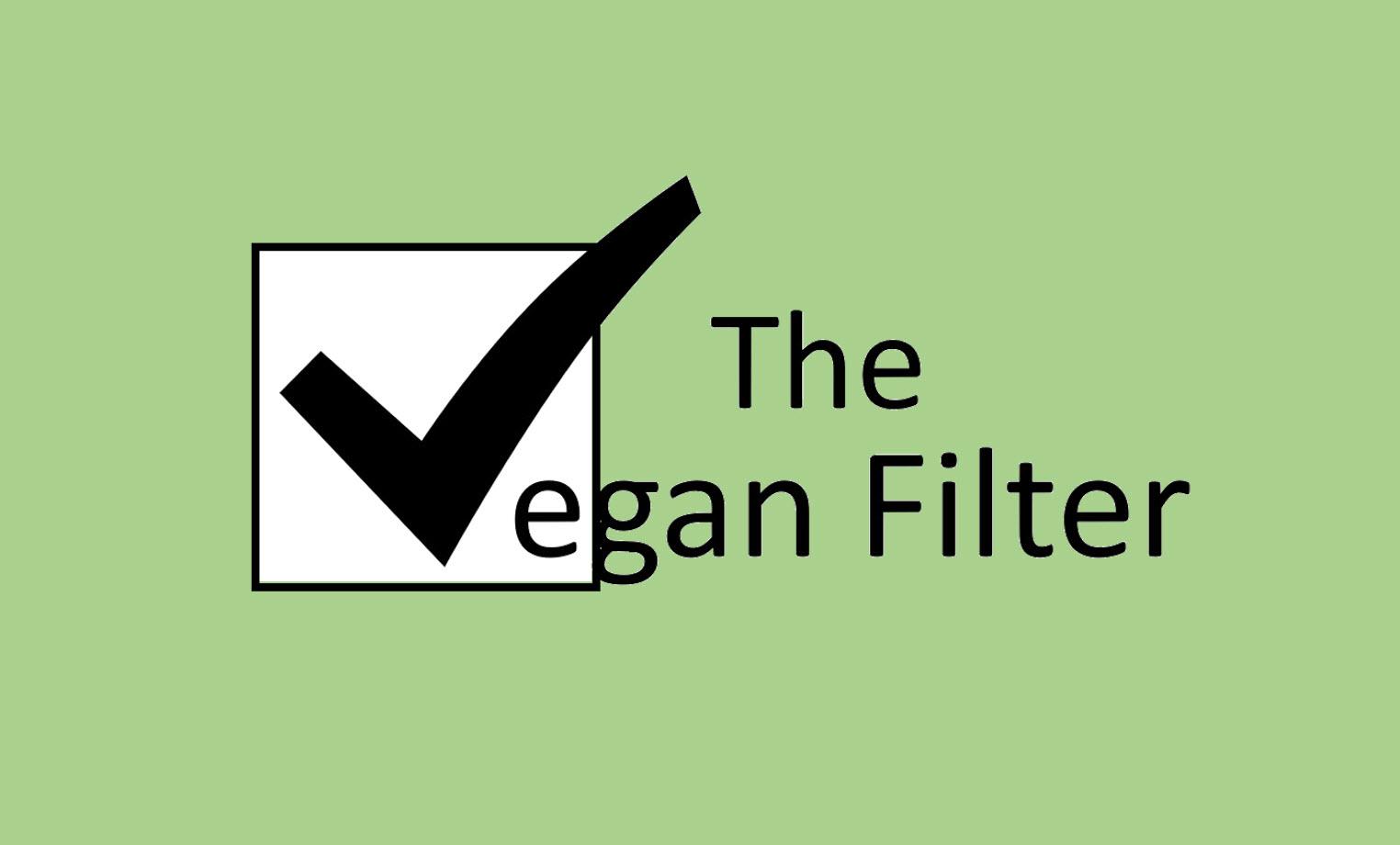 The Vegan Filter
