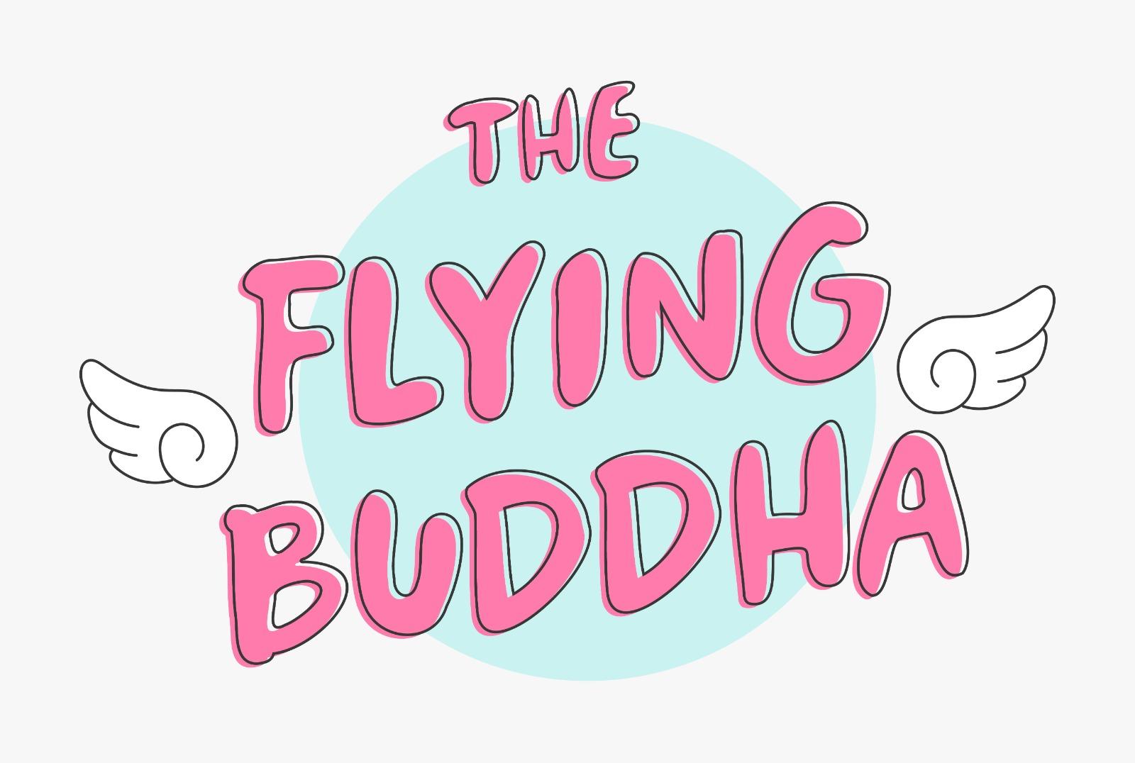 The Flying Buddha